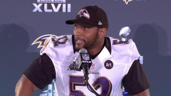 Video - Ray Lewis Denies Allegations