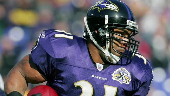 Video - Jamal Lewis Responds To Ray Lewis Antler Spray Allegations