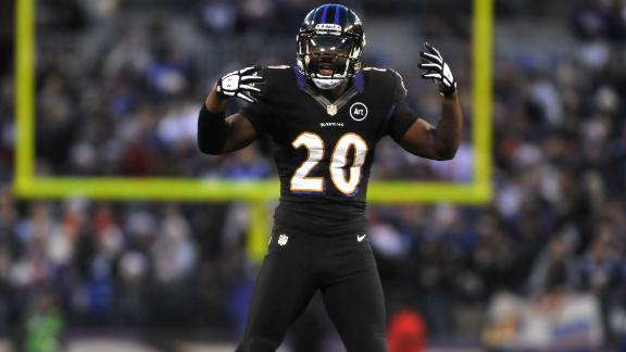 Ravens' Reed: NFL 'policing the wrong things'