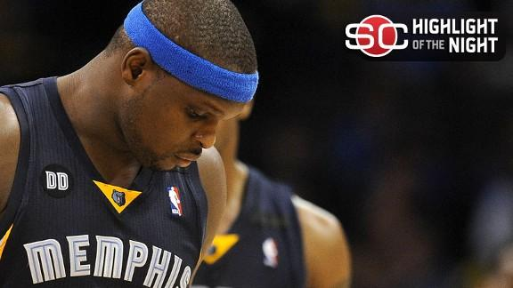 Video - Grizzlies Crushed By Thunder Without Rudy Gay