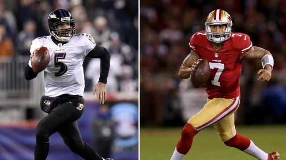 Video - NFL32OT: Ravens-49ers Ready For Super Sunday
