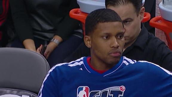 Video - Raptors Win In Rudy Gay's Debut