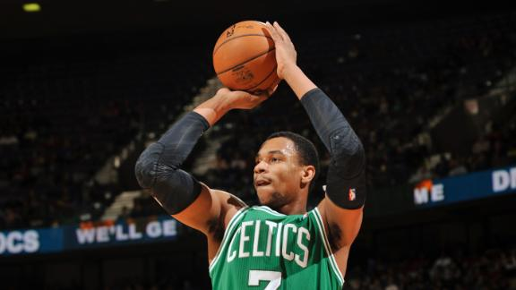 Celtics rookie Sullinger will miss rest of season
