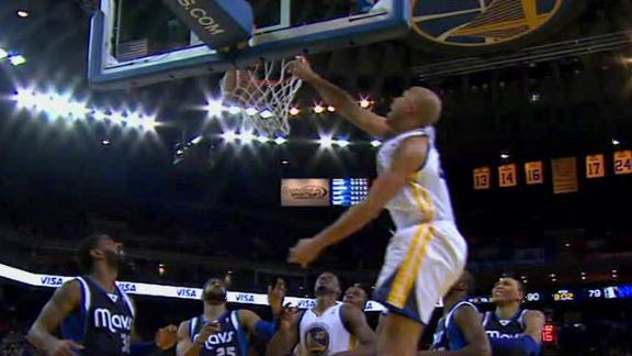 Video - Richard Jefferson Turns Back Time
