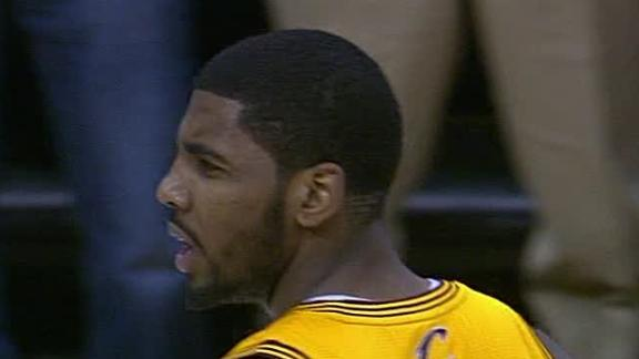 Video - Irving's Big Game Fuels Cavaliers