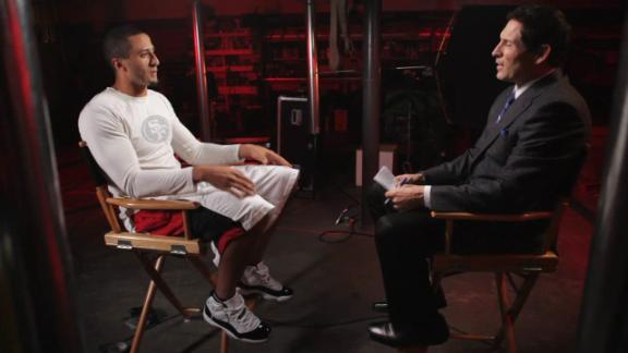 Video - Colin Kaepernick One-On-One With Steve Young