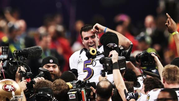 Video - Ravens Win Second Super Bowl