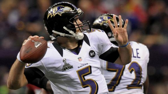 Video - How The Ravens Won The Super Bowl