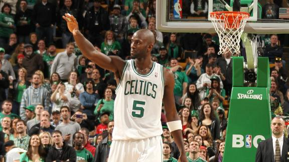 Report: Clippers interested in deal for Garnett
