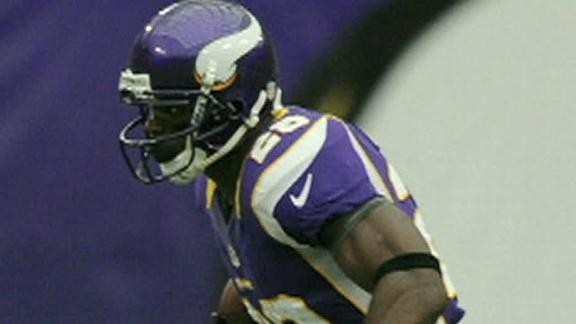 Video - Adrian Peterson Named MVP