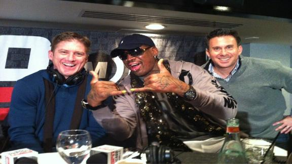 Video - Rodman on Bulls Title Teams, Phil Jackson