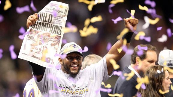 Super Bowl XLVII -- Ravens-49ers won't soon be forgotten