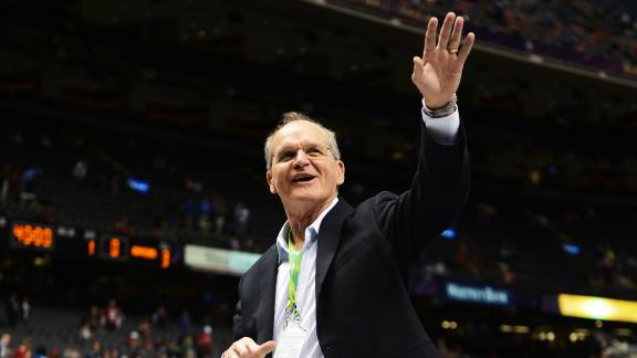 Video - Difficult Football Game For Jack Harbaugh