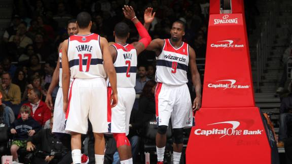 Video - Wizards Top Shorthanded Clippers