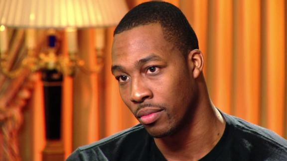 Video - Dwight Howard Convo: Part 1