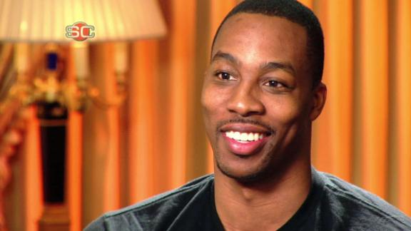 Video - Dwight Howard: Extended Conversation