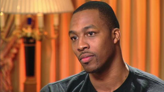 Video - Dwight Howard Convo: Part 2