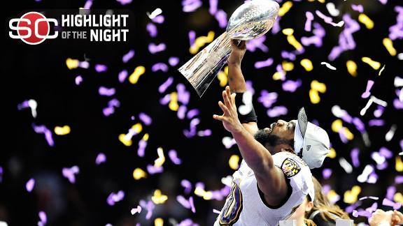 Video - Ravens Hold Off 49ers' Rally To Win Super Bowl XLVII