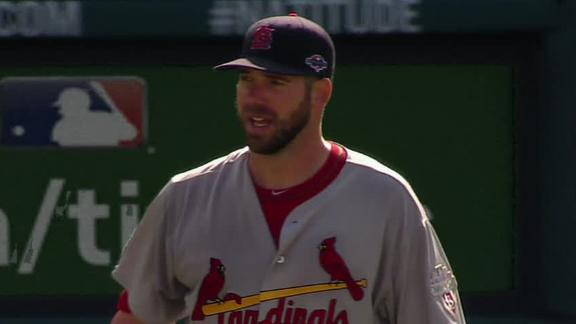 Cardinals' Carpenter likely out for 2013 season