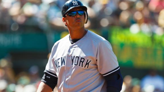 Video - A-Rod's Future With Yanks
