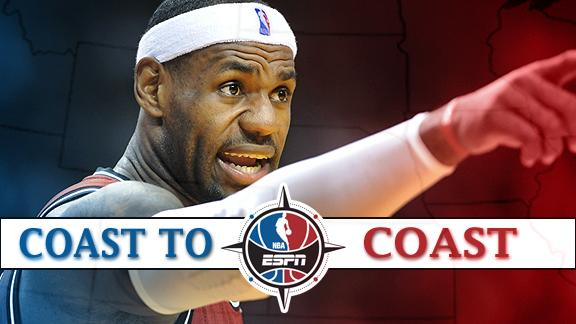 Coast to Coast - Who can beat the Miami Heat in East?