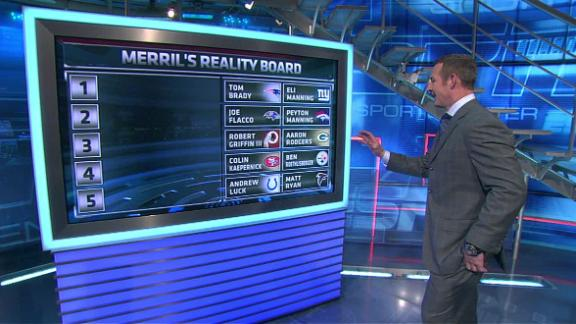 Video - Hoge's QB Reality Board