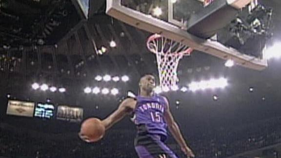 Video - Top 3 NBA Dunk Contest Dunks