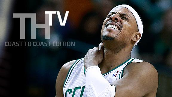 Video - Time To Break Up the Celtics?