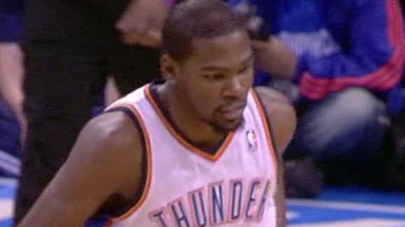Video - Thunder Win Second Straight