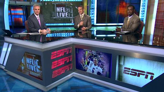 Video - NFL Live OT: What Is Joe Flacco Worth?