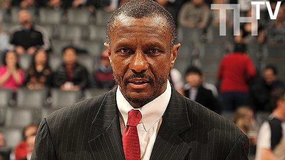 Video - Rapid Fire with Dwane Casey