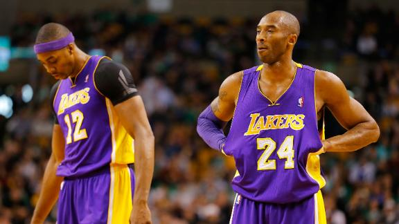 Video - Is Kobe To Blame For Lakers' Loss?