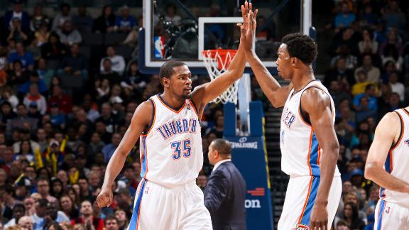 Thunder ride gigantic 3rd to pounding of Suns