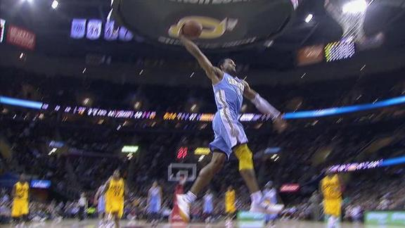 Video - Dunk Of The Night: Andre Iguodala