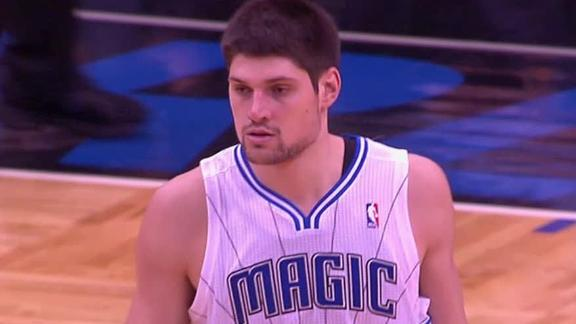 Magic outlast Blazers to stop 12-game slide