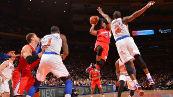 Video - Clippers Too Much For Knicks