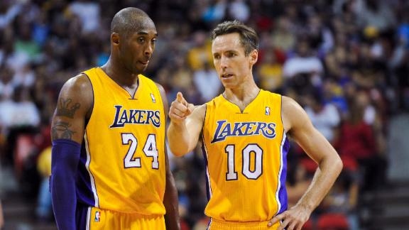 Video - Lakers Face Heat In Miami