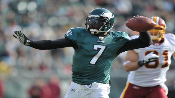 Video - NFL32OT: Vick Remains An Eagle