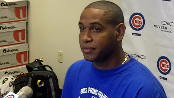 Marmol on accusation: 'I didn't do anything'