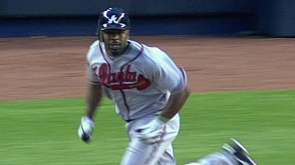 Video - Bourn Agrees To Deal With Indians