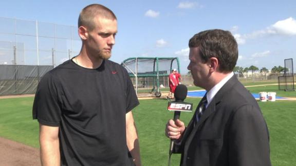 Video - Strasburg Wants To Be A Workhorse
