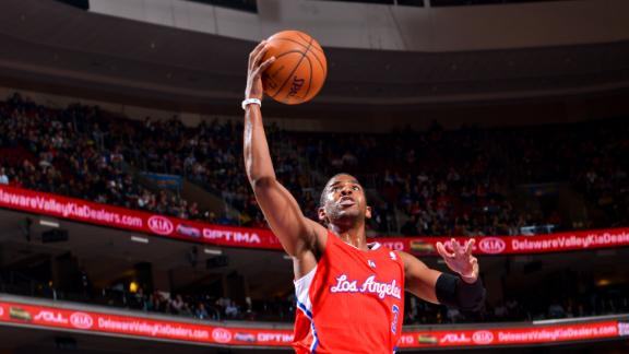 Clippers close out road trip with rout of Sixers