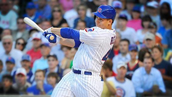 Video - Anthony Rizzo Reports To Mesa