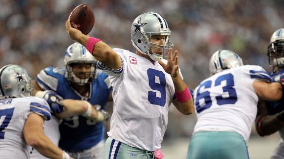 Cowboys remain focused on Romo extension