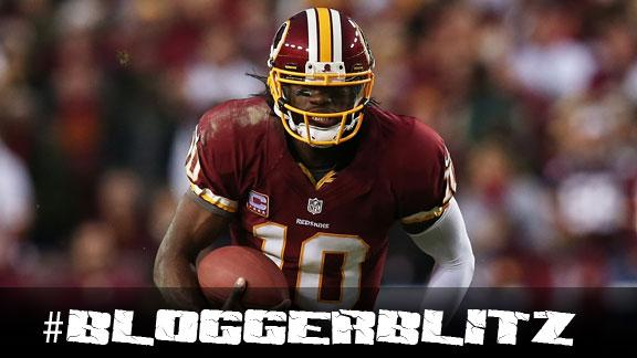 Blogger Blitz: RG III at 23