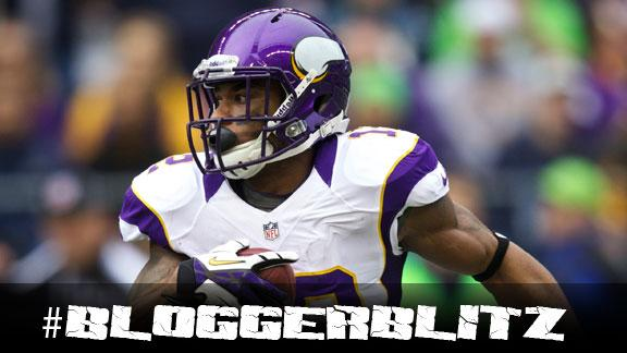 Blogger Blitz: Percy Harvin to the Patriots?
