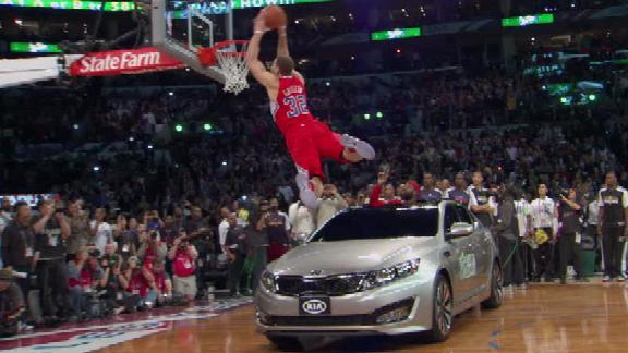 Video - Grading Blake Griffin Dunks