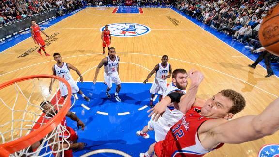 Video - High-Flying Clippers Top 76ers