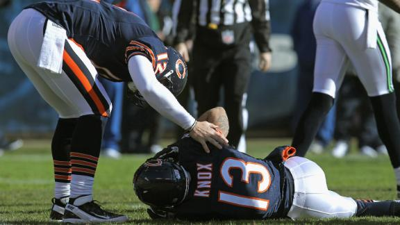 Video - Bears Part Ways With Johnny Knox