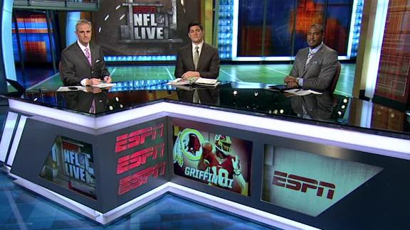 Video - NFL Live OT: Bold Predictions For RG III